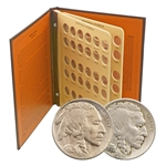 Buffalo Nickel Complete Set ( 65 Coins )