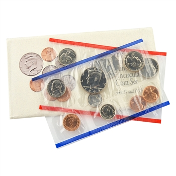 1992 US Mint Set