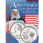 2000 South Carolina State Quarter Album