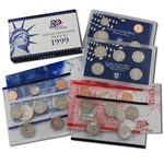 1999 Proof & Mint Set