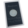 1972 Eisenhower Dollar - San Francisco - Silver Proof  Brown Pack