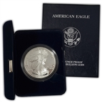 2000 Silver Eagle Government Issue - PROOF