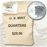 2000 New Hampshire $25 Government Bag Philadelphia Mint Quarters – Uncirculated