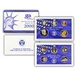 2000 Modern Issue Proof Set