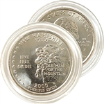 2000 New Hampshire Uncirculated Quarter - P Mint