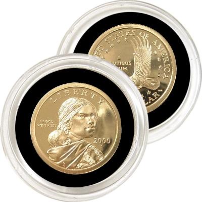 2000 Sacagawea Dollar Proof