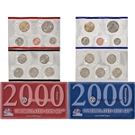 2000 US Mint Set