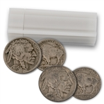 The Old West Hoard of Buffalo Nickels - Roll of 40