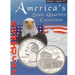2001 Kentucky State Quarter Album