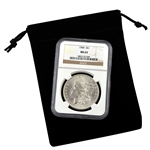 1900 Morgan Silver Dollar - Philadelphia - Certified 63