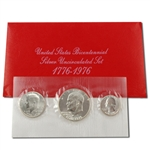 1976 3 pc. US Mint Set