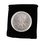 2002 Silver Eagle - Uncirculated