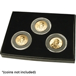 Display Box -Holds 3 - PB3-3H