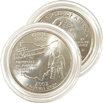 2002 Ohio Uncirculated Quarter - Denver Mint