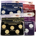 2000 Quarter Mania Uncirculated Set - Standard (4 Sets)